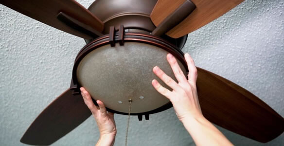Ceiling Fan Repair